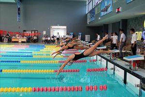 Đoàn Quảng Ninh giành giải nhất giải bơi-lặn tranh Cúp Sun Sport Complex 2019