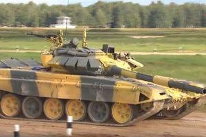 Đội tuyển xe tăng Việt Nam vào bán kết tank Biathlon thế nào?