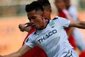 Sao U23 Việt Nam lập công, HAGL vẫn ôm hận trên sân nhà