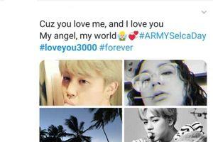 Khán giả Âu Mỹ phẫn nộ khi câu thoại và ca khúc 'I Love You 3000' được fan Kpop dùng để bày tỏ tình yêu với thần tượng