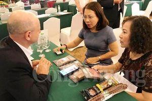 Doanh nghiệp Ba Lan tìm cơ hội phân phối thực phẩm vào thị trường Việt Nam
