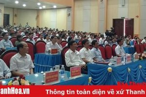 Huyện Nga Sơn đã tổ chức Chung kết cuộc thi 'Học tập Di chúc của Chủ tịch Hồ Chí Minh'.