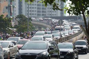 Cần 5.600 tỷ đồng để giảm kẹt xe tại TP. Hồ Chí Minh