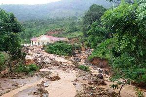 Hàng trăm tỷ đồng khắc phục giao thông vì mưa lũ