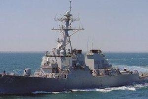 Nga giám sát mọi động thái của tàu khu trục Mỹ ở Biển Đen
