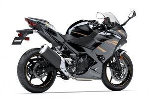Kawasaki Ninja 400 2020 ra mắt tại Nhật Bản có gì thay đổi?