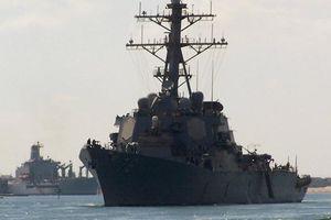 Hải quân Nga giám sát chặt chẽ tàu khu trục Mỹ ở Biển Đen
