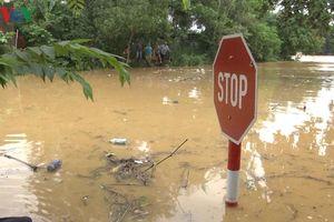 2 huyện miền núi Đồng Nai ngập nặng do mưa lũ