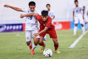 Thua Indonesia, U15 Việt Nam giành hạng 4 Đông Nam Á