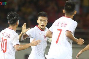 U18 Việt Nam thua đậm U18 Australia ở Giải U18 Đông Nam Á 2019