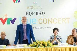 TH đồng hành với đại tiệc âm nhạc VTV True Concert