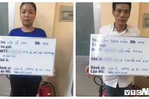 Bắt nhóm 'cò' uy hiếp bảo vệ, nhân viên bệnh viện để lấy số thứ tự ở TP.HCM