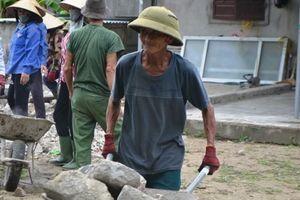 Về Thạch Lạc xem người dân bãi ngang xây dựng nông thôn mới