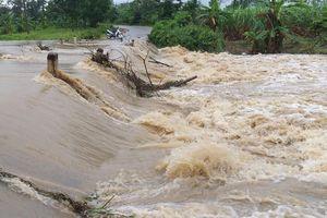 Tây Nguyên sau mưa lũ kinh hoàng