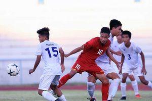 U-15 Việt Nam thua Indonesia mất cơ hội nhận HCĐ