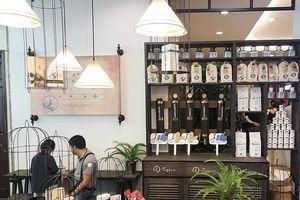 Trung Nguyên Legend ra mắt chuỗi cà phê 'E-Coffee' trẻ trung