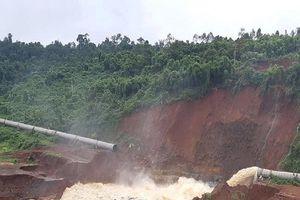 Khắc phục sự cố kẹt van ở Thủy điện Đắk Kar