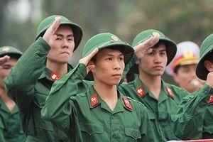 Các trường quân đội tuyển sinh bổ sung hàng trăm chỉ tiêu