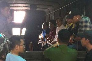 Cảnh sát trấn áp nhóm 'cò bệnh viện' ở Sài Gòn
