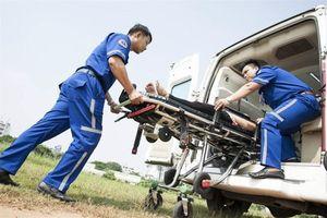 Nữ công nhân thiệt mạng vì bị cuốn vào máy cấp liệu