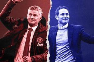 Man United và Chelsea lại gặp nhau ở vạch xuất phát