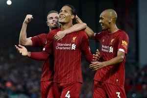 Liverpool thắng tưng bừng ngày khai cuộc