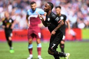 Man City thắng ấn tượng West Ham 5-0