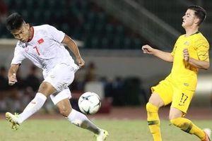 U18 Việt Nam thảm bại trước Úc