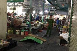 Quảng Ninh: Đâm chết người phụ nữ đang đi chợ rồi dùng dao tự sát