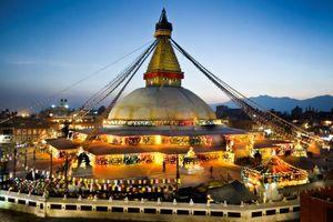 Kỳ quan kiến trúc Nepal