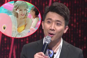 Showbiz 10/8: Phản ứng của Trấn Thành khi thấy Hari Won mặc bikini
