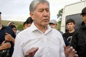 Cựu Tổng thống Kyrgystan bị bắt vì tội tham nhũng