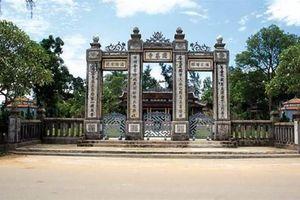 Huế: Hạ giải chùa Quốc Ân, một di tích trong danh sách cần được bảo vệ