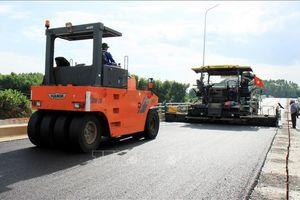 Dự án thành phần 1 cao tốc Bắc Giang - Lạng Sơn thông xe kỹ thuật vào ngày 30/9