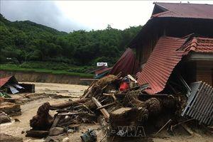 Thanh Hóa: Trận lũ kinh hoàng tại bản Sa Ná có thể do suối bị chặn dòng chảy