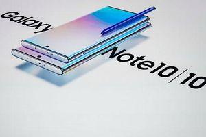 Hé lộ giá bán Samsung Galaxy Note10 và Note10 Plus tại Việt Nam