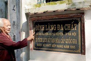 Bí ẩn ngôi làng dùng 'mật ngữ' để giao tiếp ở Thủ đô
