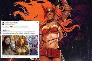 Thor: Love and Thunder: Lady Sif có thể sẽ trở lại với vai trò Nữ Hoàng Valkyrie