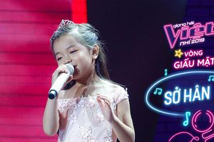 Châu Sở Hân: Thí sinh nhỏ tuổi nhất The Voice Kids 2019 hát chuẩn từng nốt khiến dàn HLV 'bấn loạn'