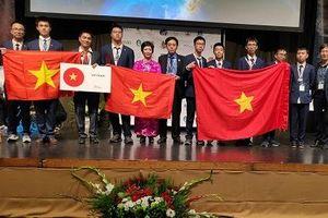 Học sinh Việt Nam giành huy chương Vàng Kỳ thi IOAA 2019