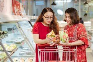 Người tiêu dùng nhiệt tình hưởng ứng '3 Xanh' tại VinMart