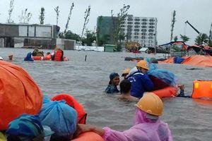 Phú Quốc thiệt hại 107 tỷ đồng trong trận ngập khủng khiếp nhất từ trước tới nay