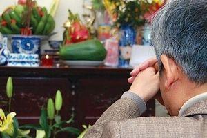 Bài cúng rằm tháng 7 trong nhà và ngoài trời theo Văn khấn cổ truyền Việt Nam