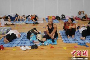 Bão Lekima đổ bộ vào tỉnh Chiết Giang: Hơn 700.000 người phải sơ tán