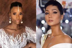 Cận cảnh nhan sắc tân Hoa hậu Nam Phi sở hữu vẻ ngoài giống H'Hen Niê