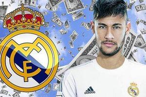 Sao Barca lo lắng trước tin Real tiến gần tới Neymar