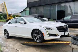 Sedan hạng sang Cadillac CTS V-Sport 2019 cập bến Việt Nam