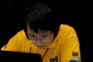 Chàng trai xứ Thanh giành huy chương Olympic Tin học quốc tế