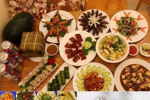 Thực phẩm chay 'lên ngôi' mùa Vu Lan