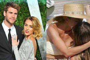 Miley Cyrus ly dị Liam Hemsworth sau 8 tháng cưới, bị phát hiện hôn bạn gái ở Ý
